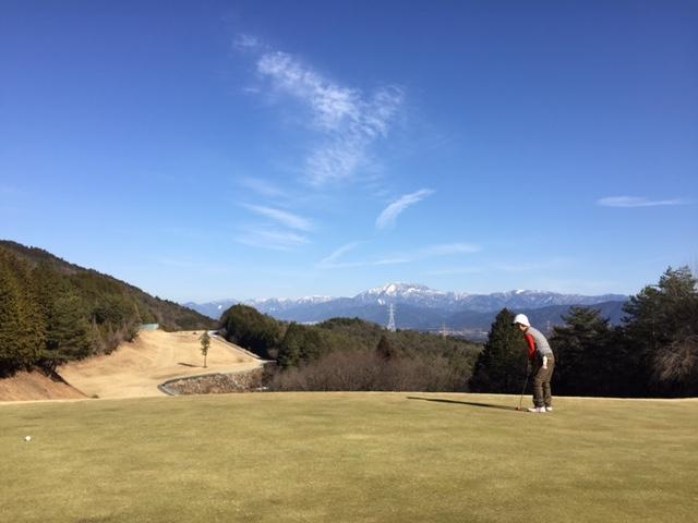 母golf