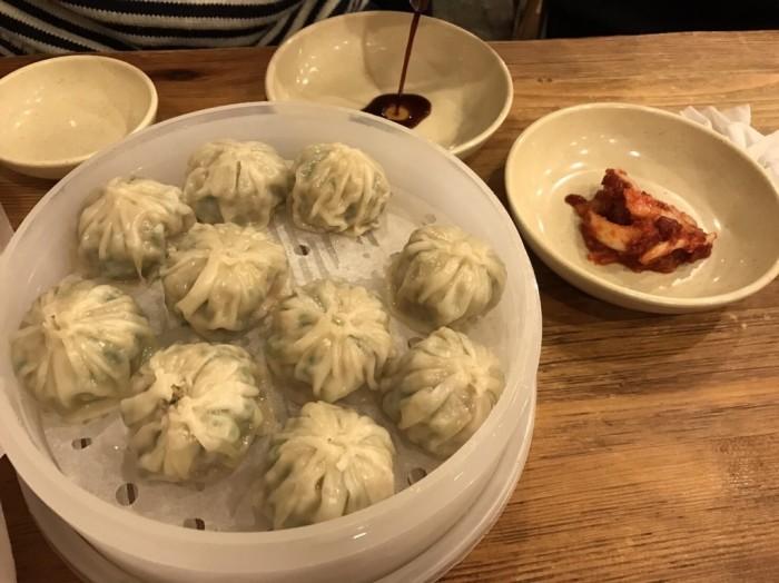 20170125明洞餃子