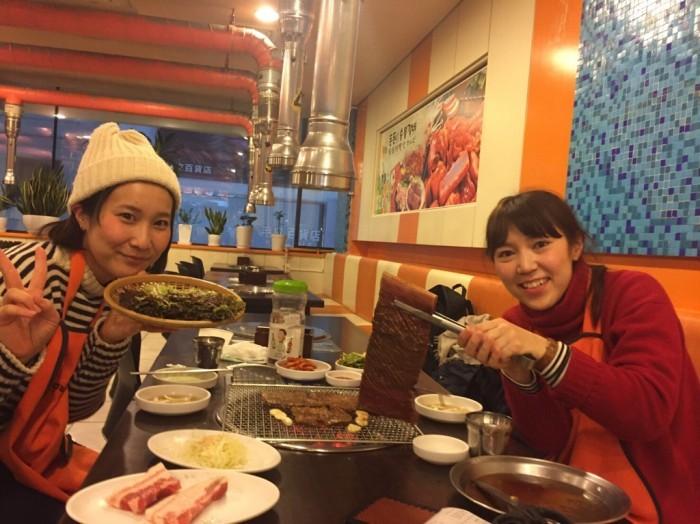 20170125韓国焼肉