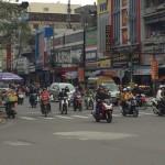 ベトナムダナン街